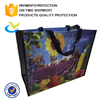 Full color print promotional pp woven laminated bag