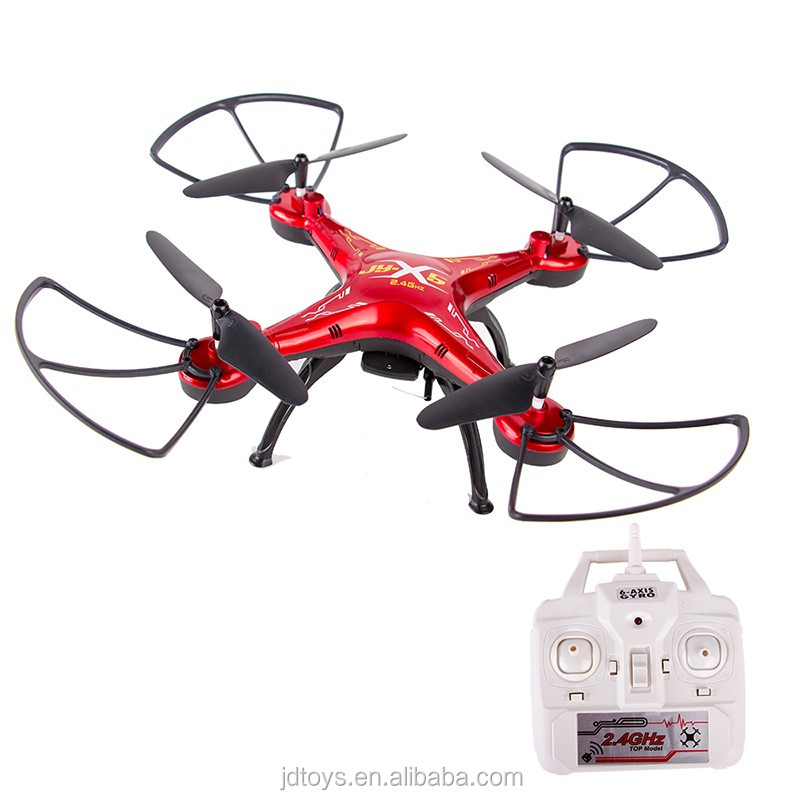JDToys High Quality JY-X5W Cheaper Than Syma X5SW Quad copter WIFI FPV 2.4G 4CH RC Drone with HD Camera for Kids Toys