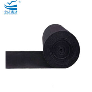 Pre G4 Merv 15 Charcoal Material Mat Air Handling Unitdust Hepa Activated Carbon Air Filter Sheet Mesh
