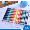 High quality promotional customize logo printing watercolor pencils