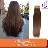 Posh new style best selling hair 100% no chemical raw brazilian human hair straight hair wave on Alibaba