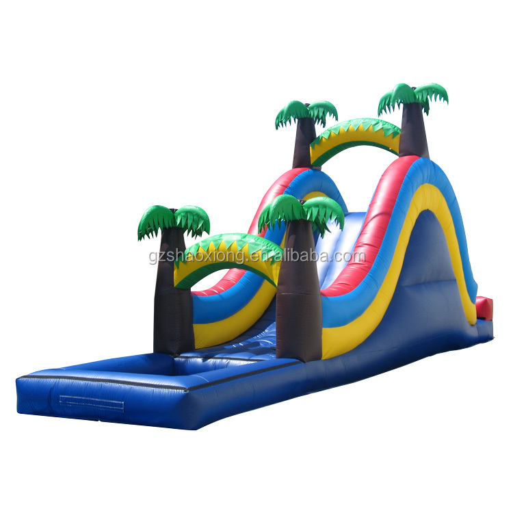 Summer Water Park Large Toy Inflatable Slide/Water Slide For Sale Fit Kids And Adult