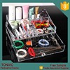 Wholesale Cheap Acrylic Makeup Organizer Case With Drawers
