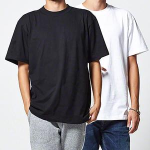 220gsm combed cotton printable blank crewneck t shirt basic t-shirt