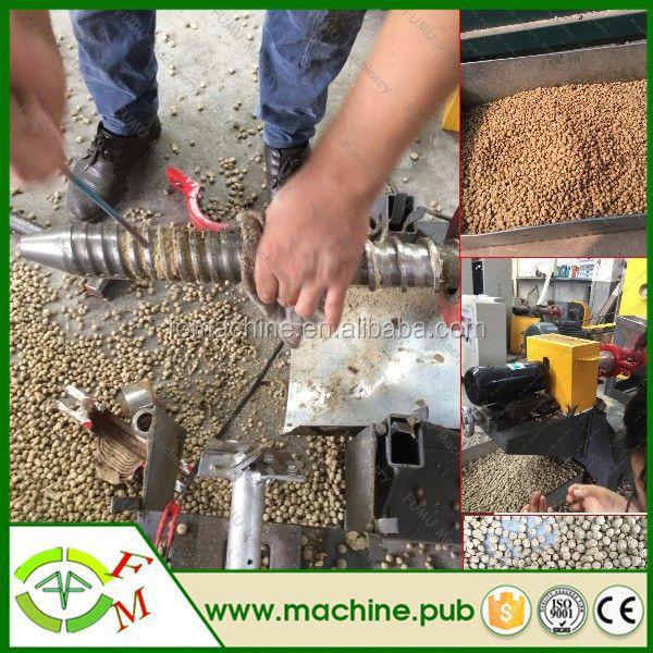 2015 hot selling wholesell price anime rape pellet machine