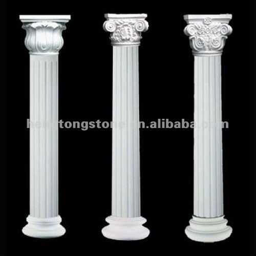 round pillar decoration. White Marble Roman Round Pillar  Buy Pillars Decoration Corinthian Column Product on Alibaba com