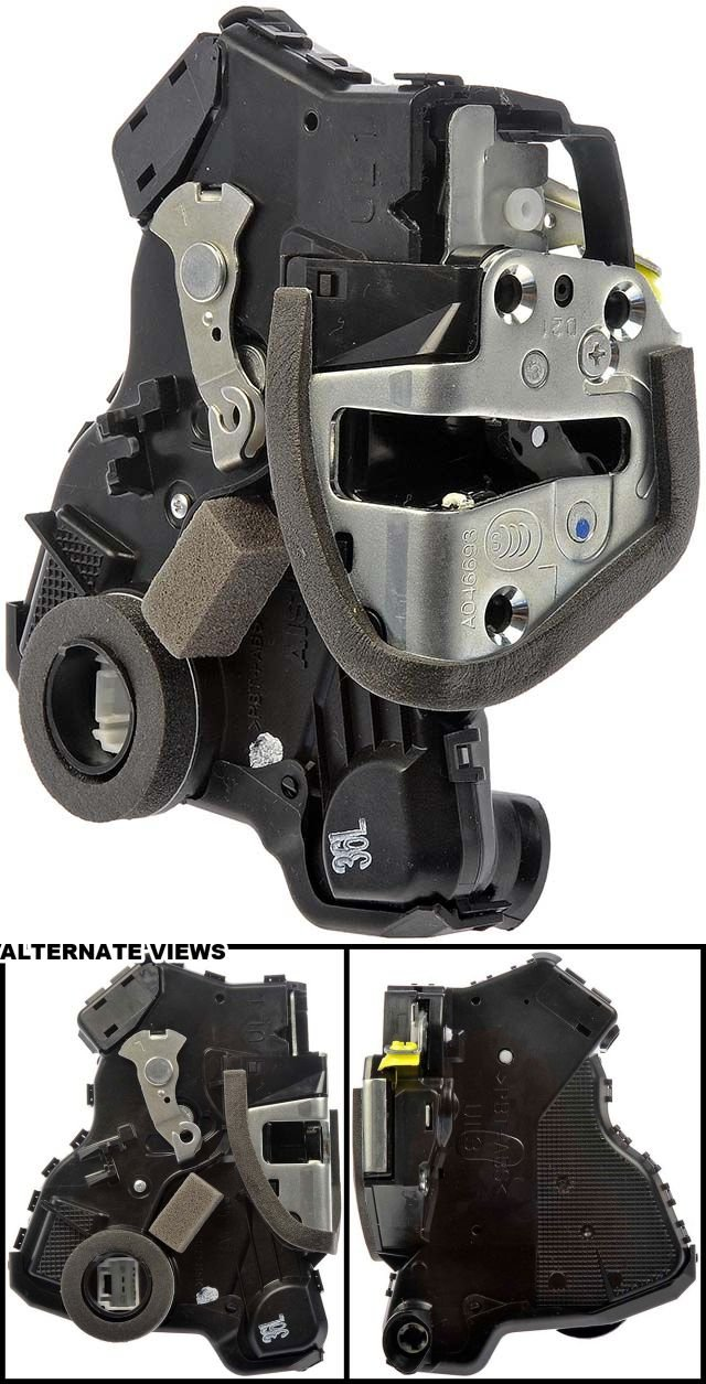 2x Premium Door Lock Actuator for Toyota Echo Rear Left and Rear Right 2000-2005