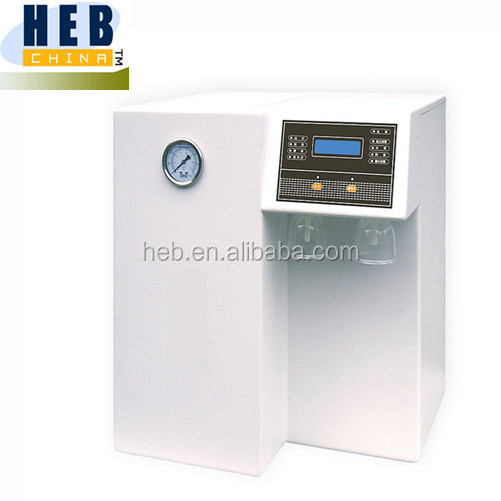 dual flow path design,which can output RO water and UP ultrapure water- HEB-EQ water purification machine