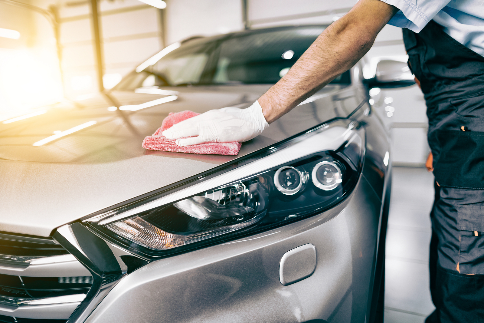 Oem Nano Harde Auto Care Magic Crystal Shine Wax, Auto Wassen Coating Carnaubawas