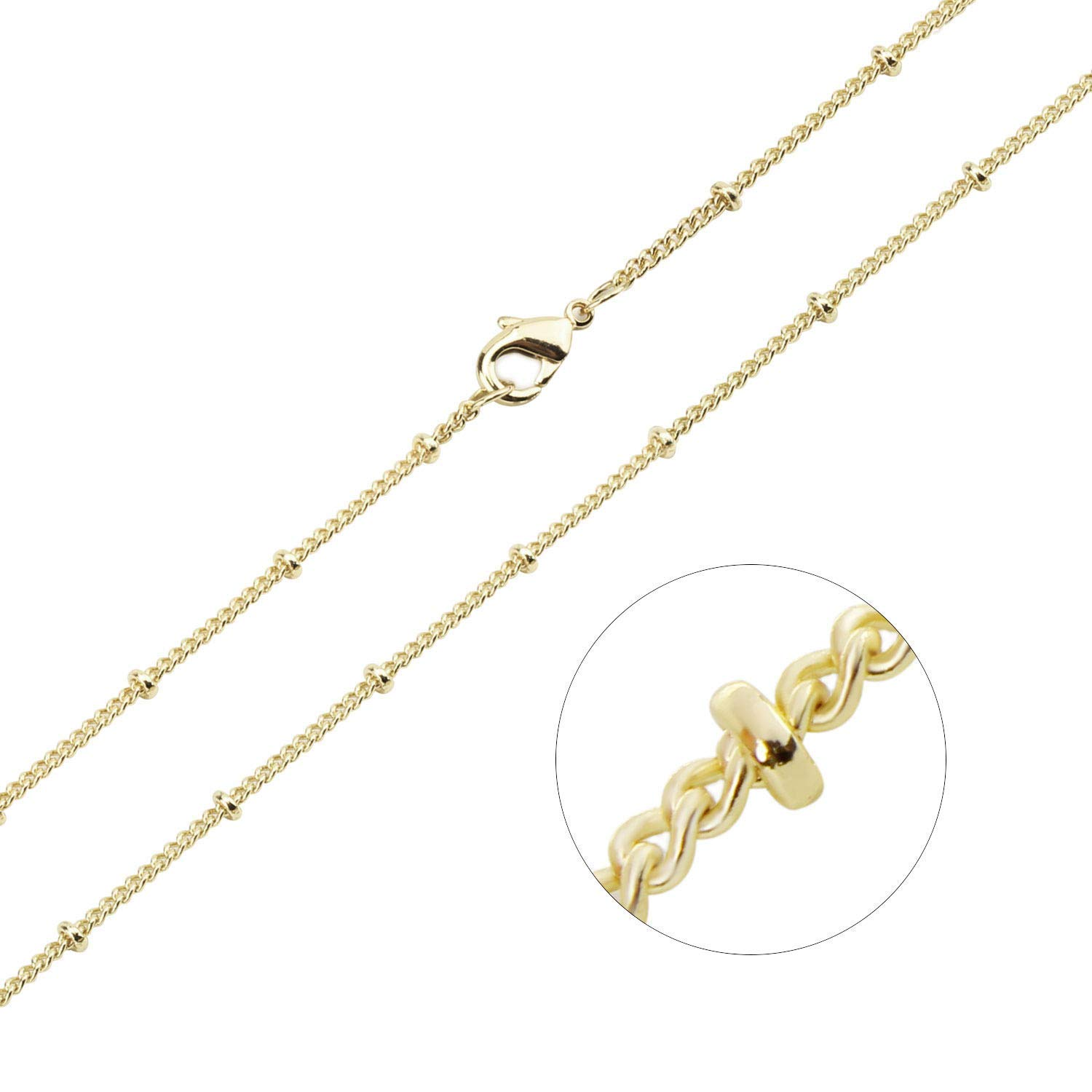 8006d74fa9078 Cheap Solid Gold Ball Chain, find Solid Gold Ball Chain deals on ...