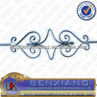 wrought iron picket forged bar/ forged rods/balusters