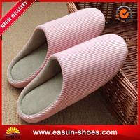 OEM free sample lovely animal slippers platform high heel fabric bedroom shoe slipper