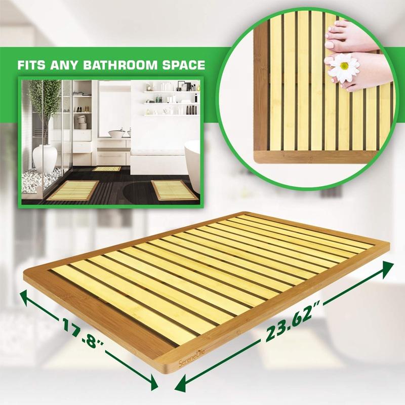 Elevated-Design-Bamboo-Wood-Bathroom-Bath-Foot