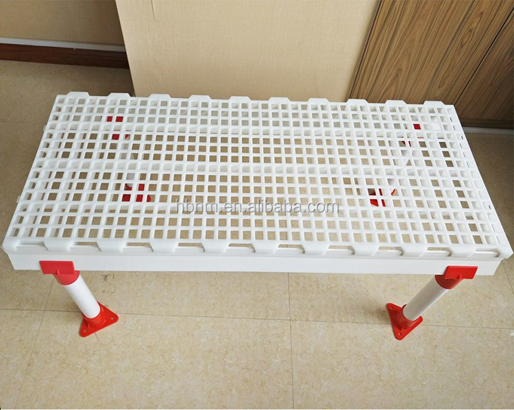 2016 hot sale poultry chicken plastic slat <strong>floor</strong> for broiler and breeder chicken farm house