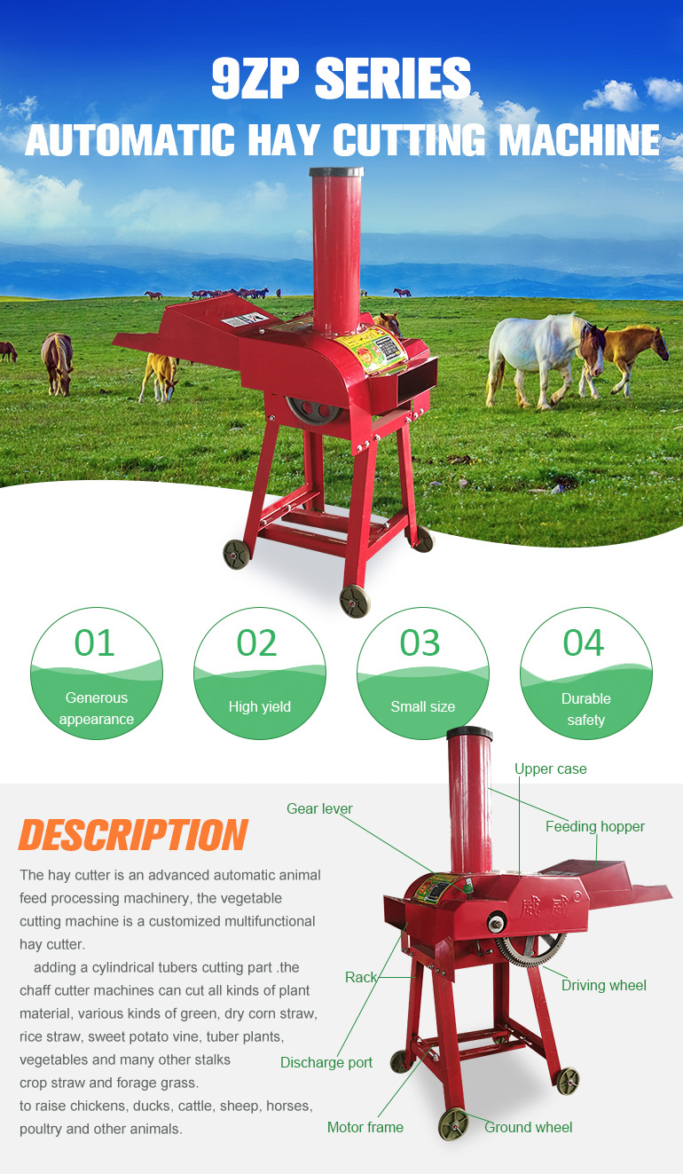 Manufacturer Supplier grass cutting machine part chopping to cut with fast delivery