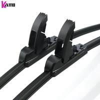 WIPER Car front windshield cartilage U hook universal wiper blade 14 15 16 17 18 19 20 21 22 24 26 28 inch wholesale