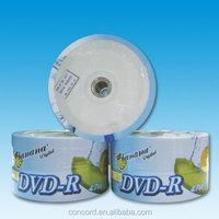 Guangzhou Wholesale Blank DVd Disc 4.7GB Dvd-R