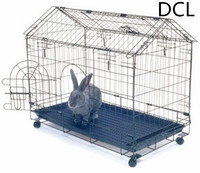 2016 ending promotion ,competitive price with China Various size rabbit cage