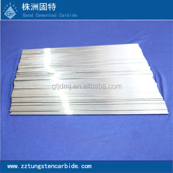 Zhuzhou tungsten carbide blank rods with high performance ,directly provide cemented solid rods welding