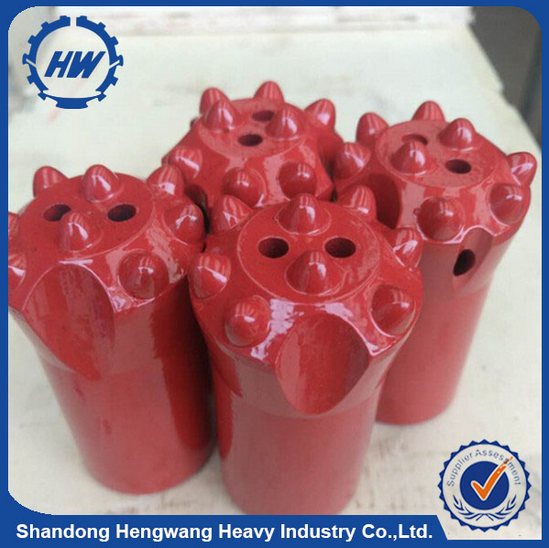 Hole Digging Hard Button Stone Quarry Rock Drill Bits