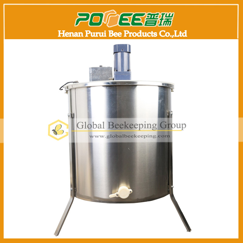 6 frames bee extractors/electric honey centrifuge for honey processing
