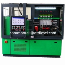 Multi-function CR825 common rail diesel fuel injection pump test 벤치 와 <span class=keywords><strong>팀</strong></span>