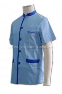Hotel Work Wear Best Cotton Uniforms for Cleaner