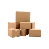 Custom cardboard packaging mailing moving shipping boxes corrugated box cartons