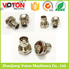 RF connector brass material 7/16 DIN male plug to N male adapter coaxial connector