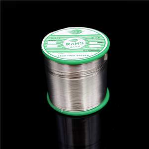 Good service fast shipping melting speed lead free pure solde wire Sn99.99