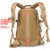 Outdoor hiking sports 1000D waterproof nylon fabric travelling tactical military backpack bag CL5-0070