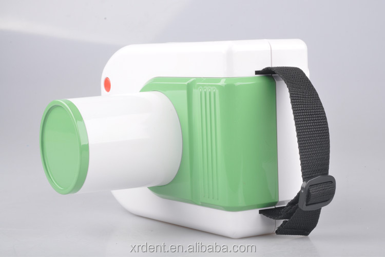 Fresh Green Color Portable Dental X Ray Unit