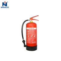 The mini style aerosol car fire extinguisher spray without fluorine and Toxic best safety high quality