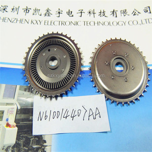 Panasert smt pick and place machine parts feeder gear N610014407AA / N610027558AD /N610014407AC/N610037299AB