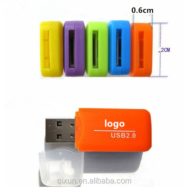 cheap wholesale price chip usb 2.0 card reader writer