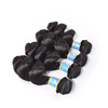 Finest quality white curly hair extensions,remy white bundle hair extensions weft