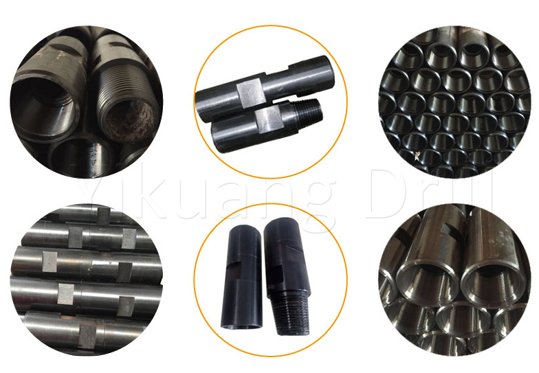 Drilling Accessories 63.5mm T45  Adapter/Jiont/Connector Good Quality for sale