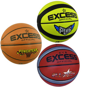 Wholesale GG7 GL7 Size 7 PU Leather High Quality Indoor Outdoor Ball Training Match Custom Basketball