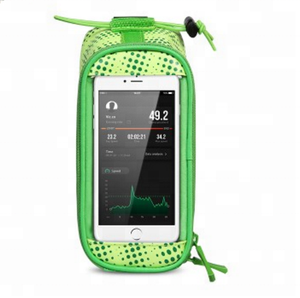 121024 Water Resistant MTB Road Folding Bike Bicycle Phone Bag Cycling Bike Cellphone Bag