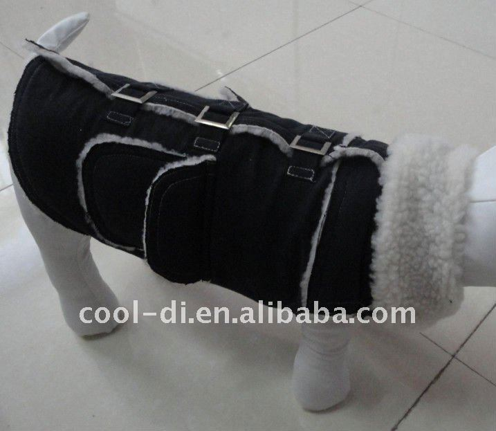 winter dog clothes for large dogs PW03
