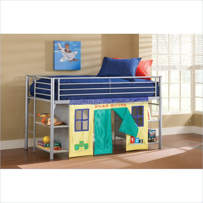Colorful Bunk Bed For Kids Colorful Bunk Bed For Kids Suppliers and