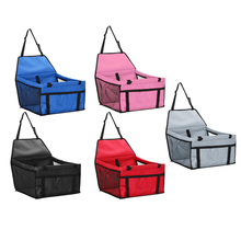 Pet Dog Carrier Car Seat Pad Safe Carry House Cat Puppy Bag Car Travel Accessories