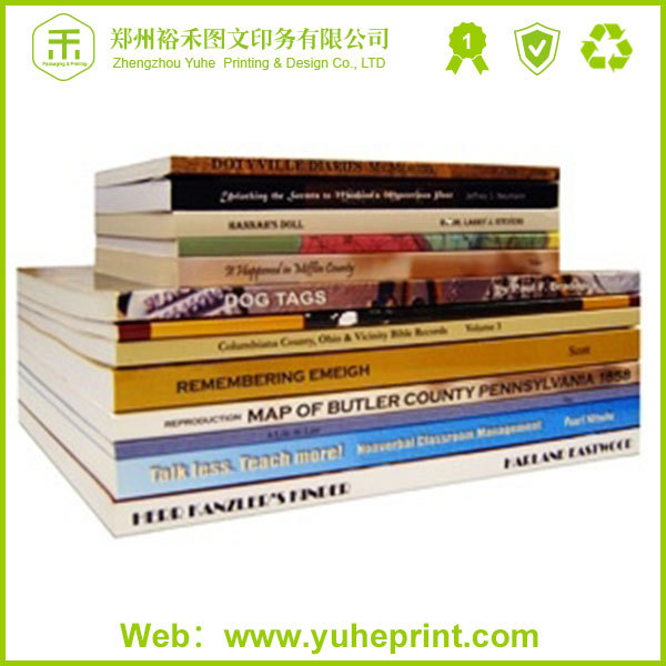 Custom Makes Offset Printing coffee table book Affordable Make Your hardcover Paperback Books