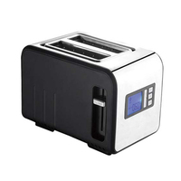 New design Digital toaster with LCD screen