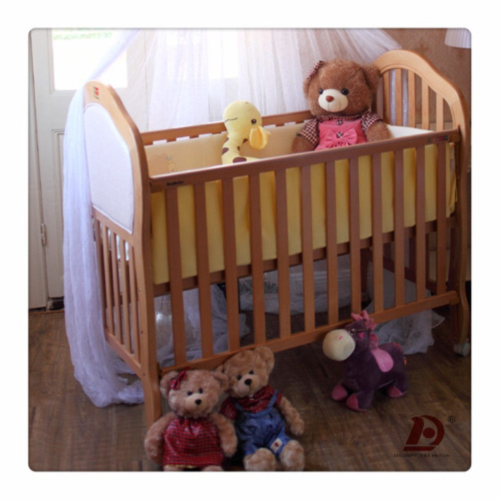 Baby cribs that attach to bed - Baby Crib Attached Bed Wholesale Baby Cribs Buy Cribs Baby Baby Wooden Swing Bed Swinging Baby Crib Product On Alibaba Com