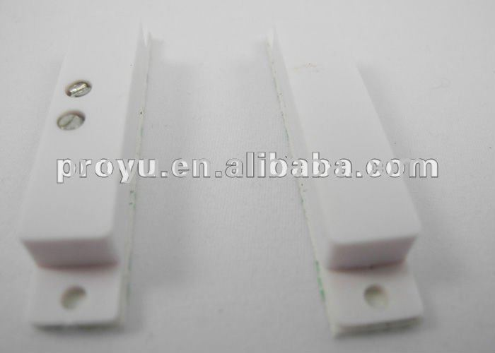 ABS Housing Magnetic Door Contact Surface Mounted ideal for Wooden Door or Window Used for Home Office PY-C40