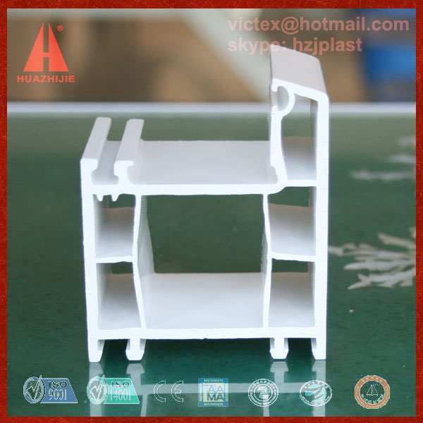 pvc door profile -huazhijie VL