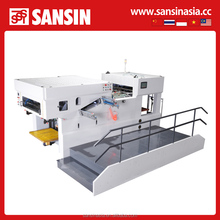 2014 best sell automatic die cutting machine factory price