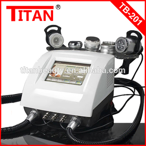 TB-201 Daily Home Use Products Vacuum RF Tightening Fat Korean Beauty Tools / Best Ultrasound Cavitation Machine