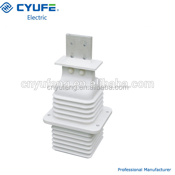 12KV 630-1250A white contact box insulator